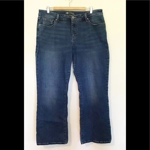 Levi's 512 Perfectly Shaping Bootcut Jeans 20W